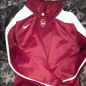 Women's Nike Dri-fit track jacket